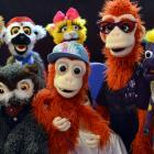 The ZooMoo crew. Photo: Peter McIntosh