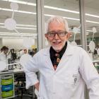 University of Otago Professor of Science Lyall Hanton. Photo: Supplied