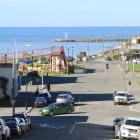 Waitaki District Council roading manager Michael Voss said a ``small'' roundabout at the...