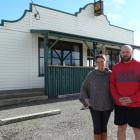 Fort Enfield Tavern owners Johnny and Amber Rogers. Photos: Daniel Birchfield