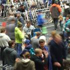 Queenstown Events Centre was packed with  bargain-hunters at the Wakatipu Ski Club's annual sale...