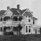 The Red Cross military convalescent home, Eglinton Rd, Dunedin. This building, the property of...