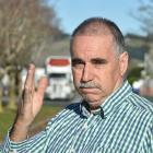 Mosgiel resident Fred Donaldson is tired of a rendering plant stinking up the northern part of...