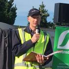 South Island Dairying Development Centre executive director Ron Pellow. Photo: David Hill