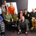 Dunedin disability advocates meet with Minister for Disability Issues Carmel Sepuloni (standing,...