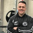 Dunedin personal trainer Tom Hart is thrilled to be assistant powerlifting coach for New Zealand...