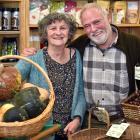 Taste Nature owners Rayna and Mark Dickson have sold their High St business after 15 years. PHOTO...