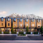 An artist's impression of the second stage of Remarkables Residences in Queenstown. Image: Supplied