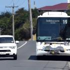 With more changes, Dunedin can become a more public transport-friendly city. Photo: Supplied