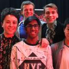 With  a performance that excited the crowd, Wakatipu High School band Murphy's Law won Saturday's...