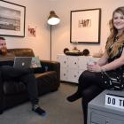 Millennials, Chelsea and James Hamilton, of Dunedin, have paid tens of thousands of dollars off...
