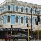 The site of the proposed hotel on the corner of Don and Dee streets in Invercargill. Photo:...
