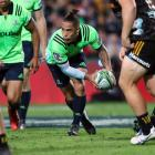 Aaron Smith in action for the Highlanders against the Chiefs earlier this year. Photo: Getty