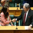 The offices of Jacinda Ardern and Winston Peters have been at pains to play down the handover as ...