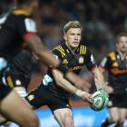 The Chiefs will be hoping Damian McKenzie can maintain his sizzling form in the match against the...
