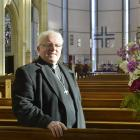 St Paul's Cathedral Dean Trevor James (70) will fulfil his last official duties at the cathedral...