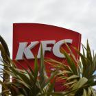 KFC continues to dominate Restaurant Brand New Zealand's sales. Photo: Gregor Richardson
