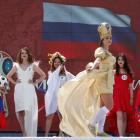 "Women take part in a regional preliminary stage of the ""Miss Russia"" beauty contest in Stavropol...."