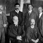 New Zealand press representatives selected in response to an invitation from the Imperial...