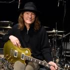 American blues, jazz and rock guitarist and vocalist Robben Ford plays with the Rodger Fox Big...
