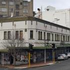 Demolition is planned for the former Arkwright Traders building on the corner of Manse and High...