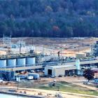 Gold production from Oceana Gold's open pit Haile mine in South Carolina (pictured) offset a...
