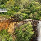 Fitzroy Falls is a spectacularly sized waterfall with wonderful walking tracks. PHOTOS: MIKE...