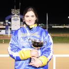 Alicia Harrison was crowned the New Zealand Junior Driver Championship winner at Addington on...