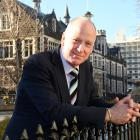 University of Otago property services director Barry McKay is leaving to work at  Murdoch...