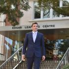 Newly appointed John McGlashan College assistant principal Brendan Porter has rare experience in...