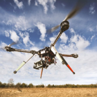 Drones may soon be used to deliver medicine. Photo: NZ Herald