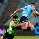 The Waratahs had the jump on the Highlanders n their last encounter, winning 41-12 back in May....