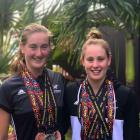 Otago Swimmers Get Oceania Medals
