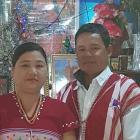 Mu Thu Pa (left) and her husband Kay Dah Ukay were fishing at Muriwai Beach with three of their...