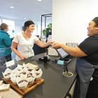 Service with a smile at Southland Hospital's new cafe