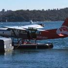 Sydney Seaplanes owner Andrew Shaw has plans to expand his operation into the town. Photo: Supplied