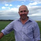 Grant Tremewan is the new North Otago Federated Farmers sharemilkers' section chairman. Photo:...