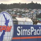 Fletcher Building is selling its 50% stake in Sims Pacific Metals; pictured, its Dunedin...