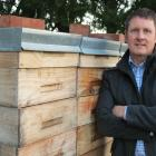 Ettrick apiarist and Apiculture New Zealand board member Russell Marsh says the honey production...