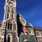 University of Otago student Jonah Belk has returned to Dunedin after representing New Zealand in...