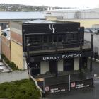 Former nightclub Urban Factory in Great King St is set to be demolished to make way for a 37...