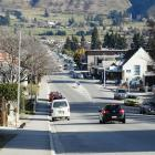 Under the proposed district plan, Brownston St in Wanaka will be zoned differently on each side...