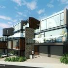 An artist's rendering of a duplex property. Image: Supplied