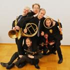 Ensemble Zefiro is coming to New Zealand for the first time. Photo: Supplied