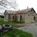 The Clutha District Council is considering the future of the landmark Kelso Dairy Factory, built...