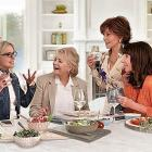 From left: Diane Keaton, Candice Bergen, Jane Fonda and Mary Steenburgen. Image: supplied