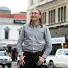 Dunedin City Council heritage planner Dan Windwood has resigned. Photo: Linda Robertson
