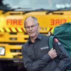 Wakari Volunteer Rural Fire Force firefighter John Barratt is off to Canada to fight wildfires in...