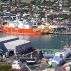 Lyttleton Port. Photo: Getty Images