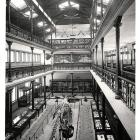 The interior of Otago Museum in 1878. Photo: Supplied